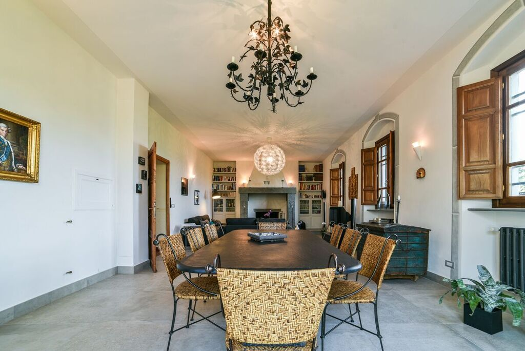 Image 7   6 bedroom villa for sale with 1.4 hectares of land, Montecarlo, Lucca, Tuscany 188274