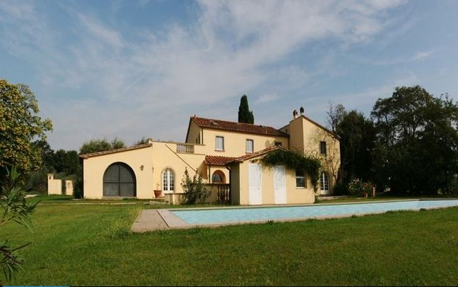 Image 2 | 10 bedroom villa for sale with 2 hectares of land, Cecina, Livorno, Tuscany 188462