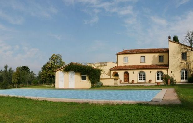 Image 3 | 10 bedroom villa for sale with 2 hectares of land, Cecina, Livorno, Tuscany 188462
