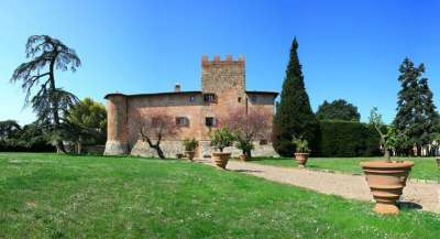 Image 1 | 10 bedroom castle for sale with 62 hectares of land, Sesto Fiorentino, Florence, Chianti Wine Region 189418