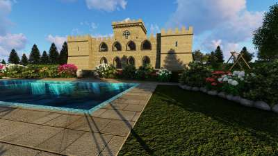 Image 6   6 bedroom castle for sale with 0.63 hectares of land, Pisa, Tuscany 191280