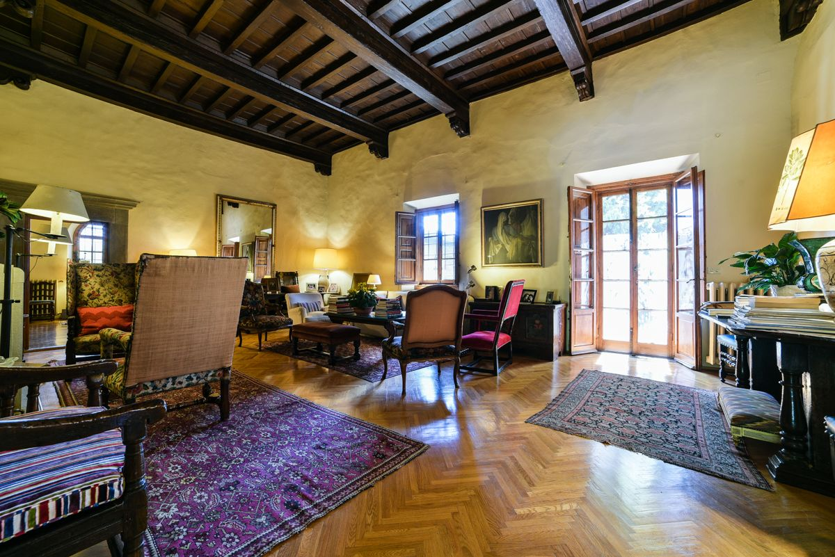 Image 10 | 7 bedroom villa for sale with 1 hectares of land, Florence, Chianti 193677