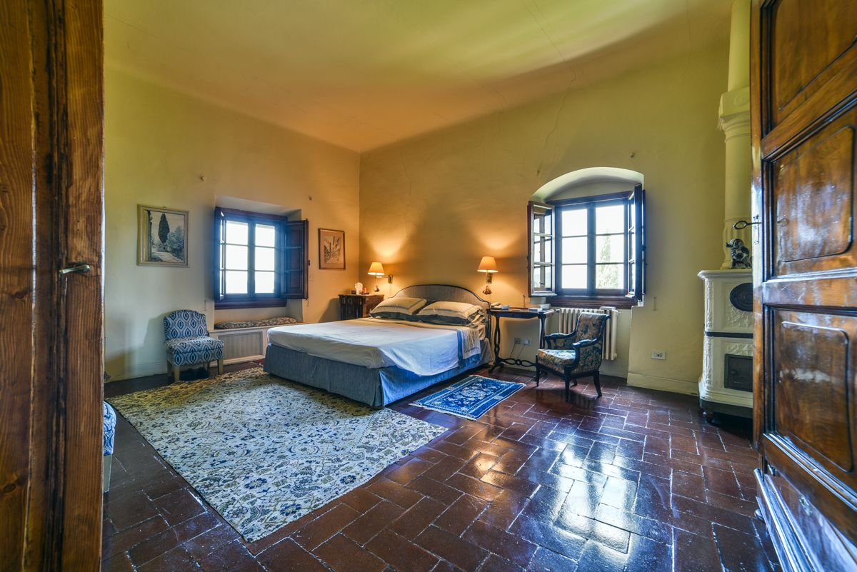 Image 14   7 bedroom villa for sale with 1 hectares of land, Florence, Chianti Wine Region 193677