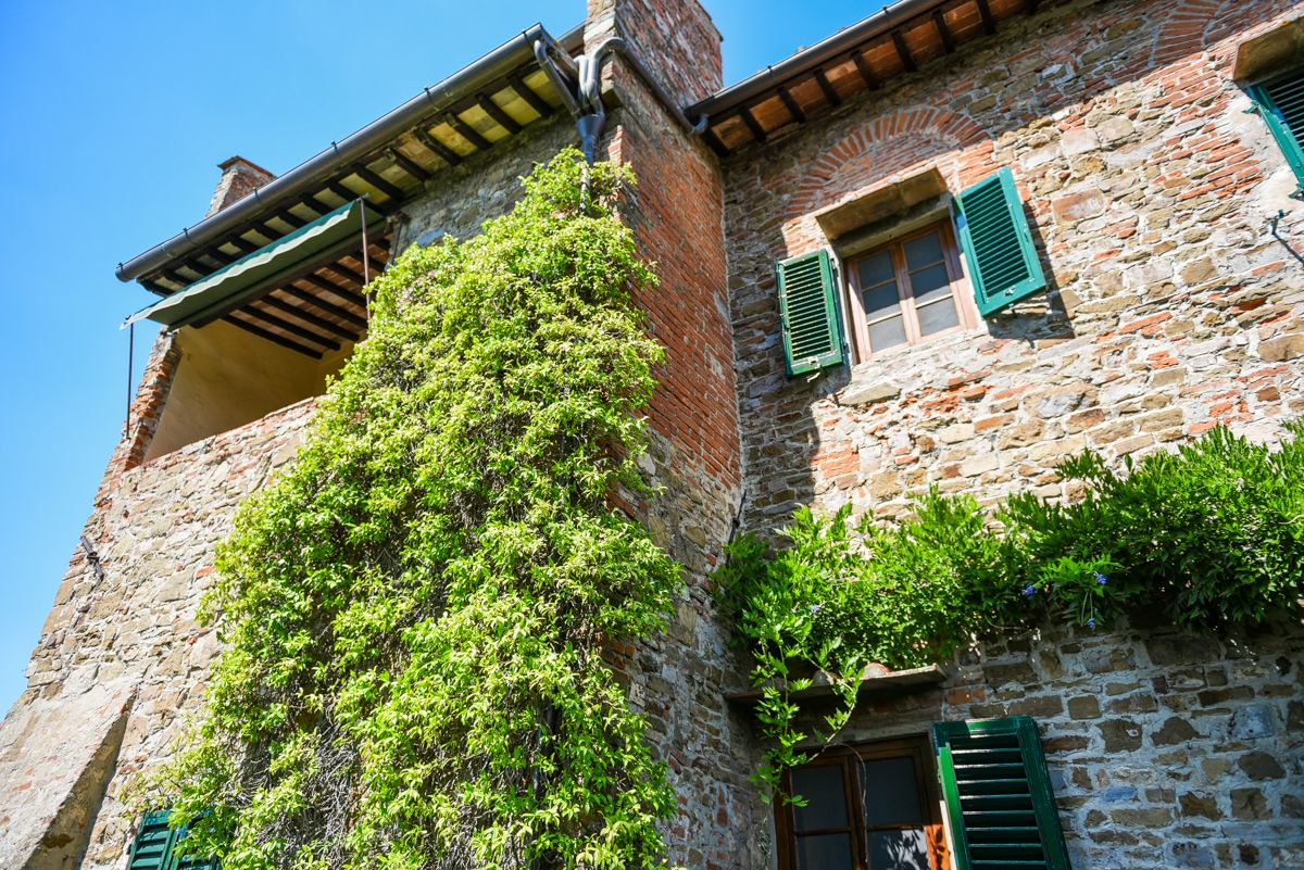 Image 3 | 7 bedroom villa for sale with 1 hectares of land, Florence, Chianti 193677