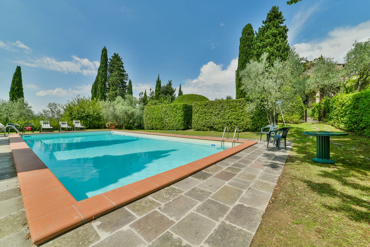 Image 6   7 bedroom villa for sale with 1 hectares of land, Florence, Chianti Wine Region 193677