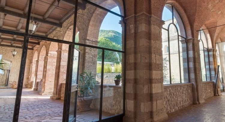 Image 16 | Magnificent renovated former abbey with various apartments for sale in Rieti  194139