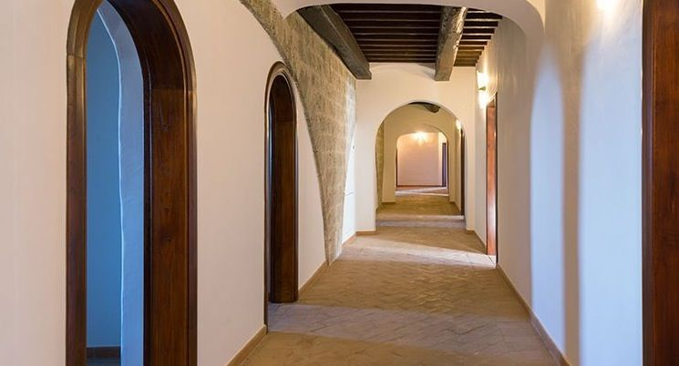 Image 22 | Magnificent renovated former abbey with various apartments for sale in Rieti  194139