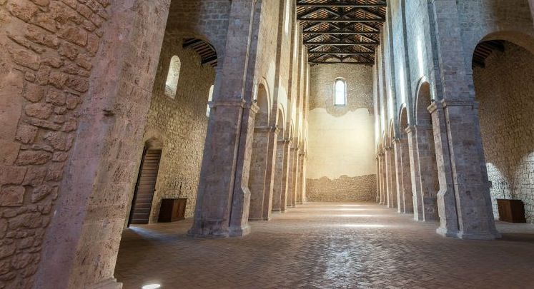 Image 27 | Magnificent renovated former abbey with various apartments for sale in Rieti  194139