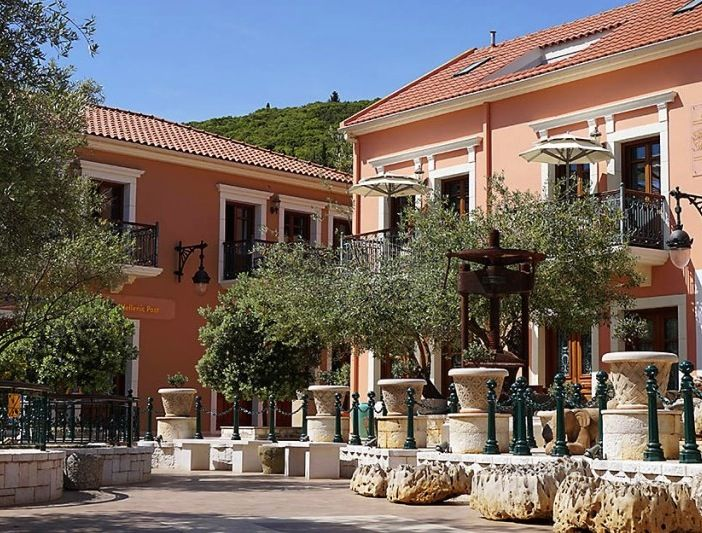 Image 2   Luxury Boutique Hotel for Sale in Kefelonia with 11 Bedroom Suites. 194563