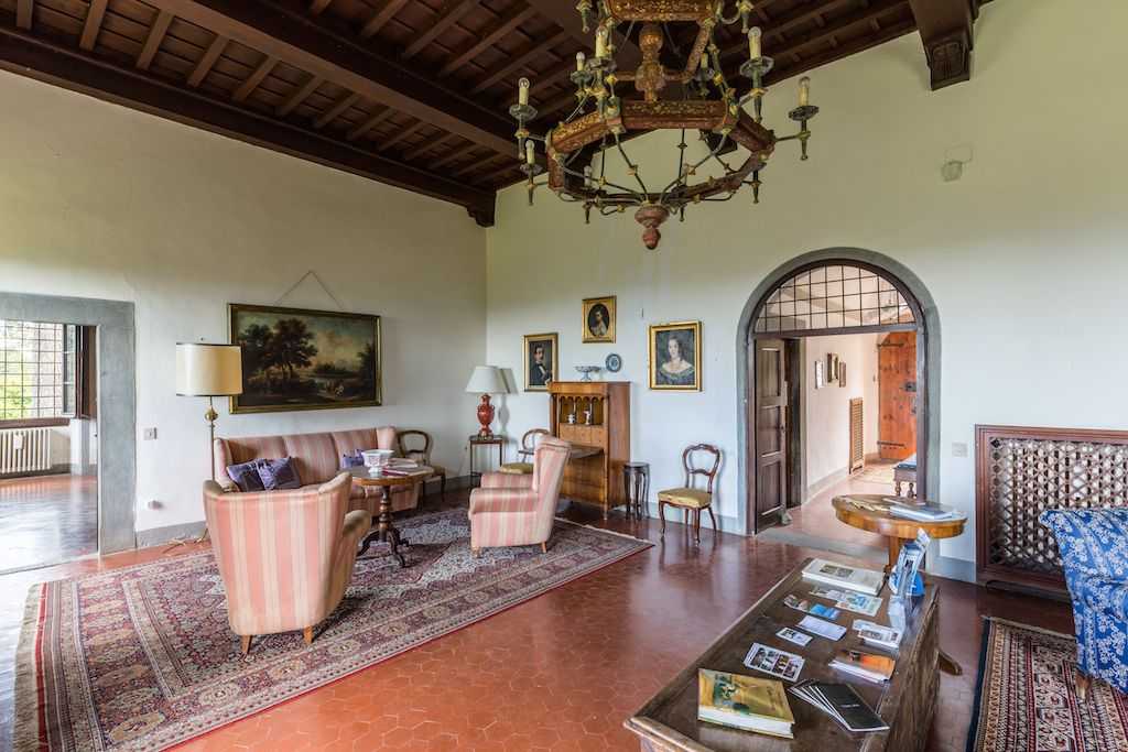 Image 10 | 7 bedroom hotel for sale with 60 hectares of land, Chianti, Florence, Chianti Wine Region 195317