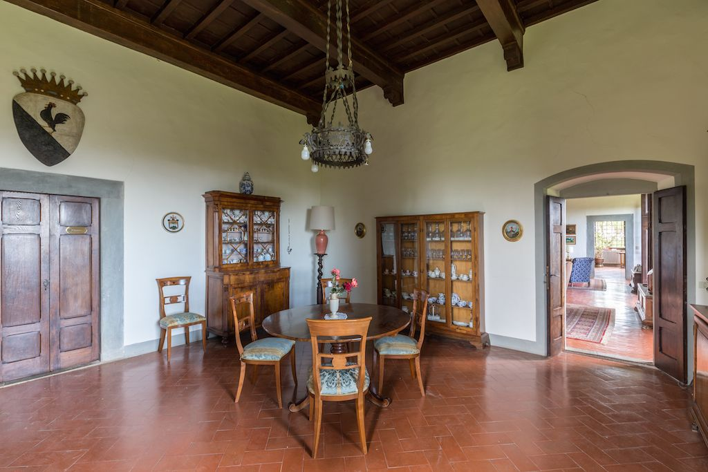 Image 12 | 7 bedroom hotel for sale with 60 hectares of land, Chianti, Florence, Chianti Wine Region 195317
