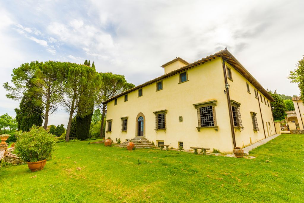 Image 3 | 7 bedroom hotel for sale with 60 hectares of land, Chianti, Florence, Chianti Wine Region 195317