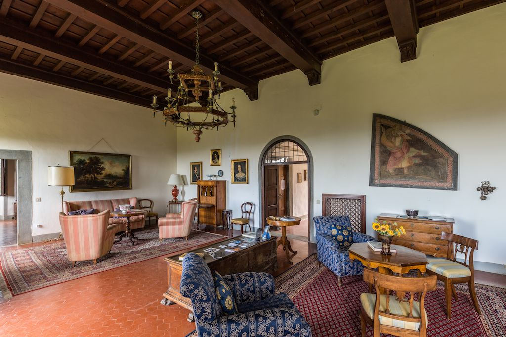 Image 8 | 7 bedroom hotel for sale with 60 hectares of land, Chianti, Florence, Chianti Wine Region 195317
