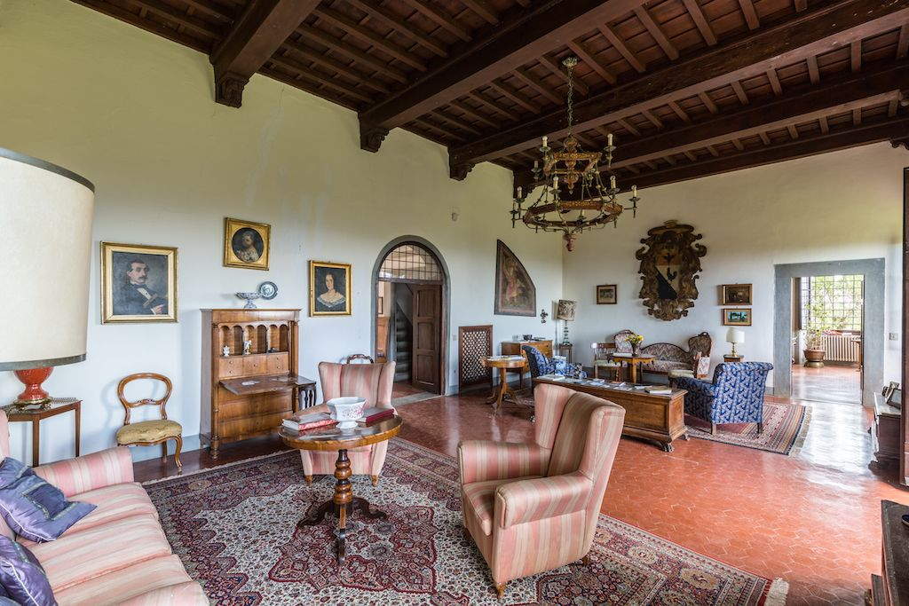 Image 9 | 7 bedroom hotel for sale with 60 hectares of land, Chianti, Florence, Chianti Wine Region 195317