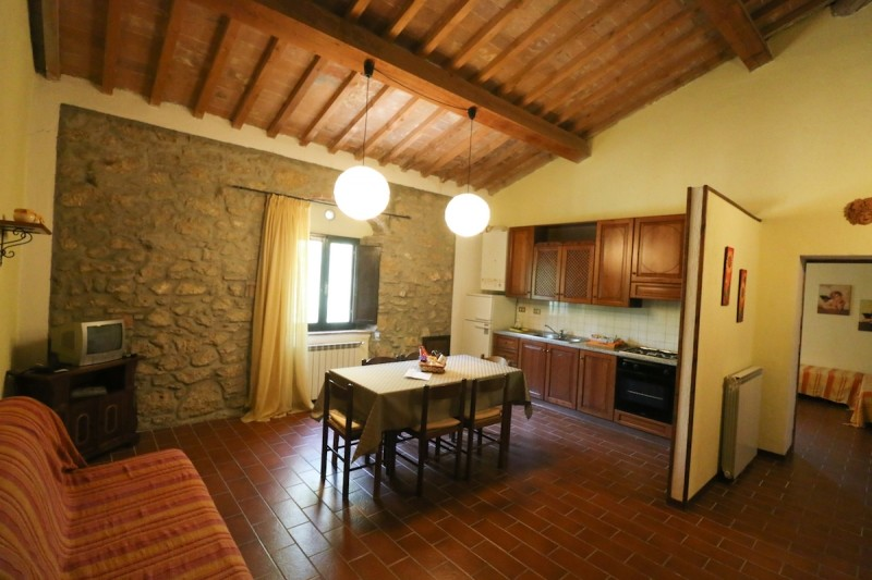 Image 5   9 bedroom farmhouse for sale with 2 hectares of land, Montecatini Val di Cecina, Pisa, Tuscany 195716