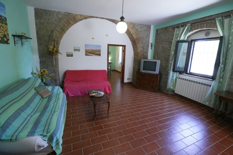 Image 6   9 bedroom farmhouse for sale with 2 hectares of land, Montecatini Val di Cecina, Pisa, Tuscany 195716
