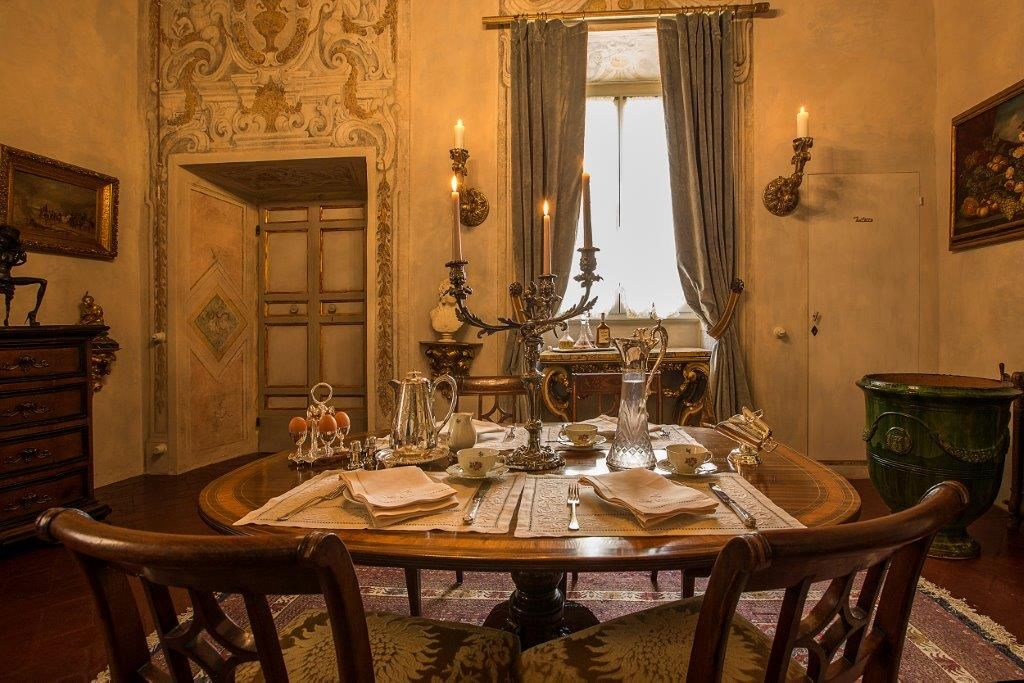 Image 10   Magnificent 6 bedroom apartment for sale in a palace in the heart of Cortona   195745