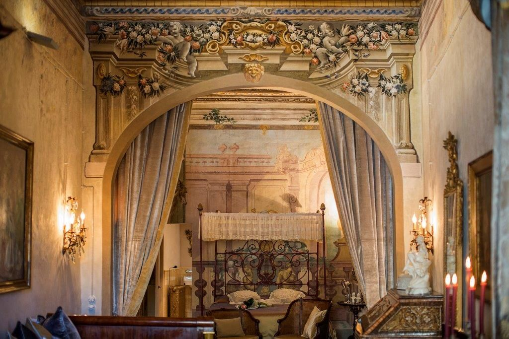 Image 15   Magnificent 6 bedroom apartment for sale in a palace in the heart of Cortona   195745