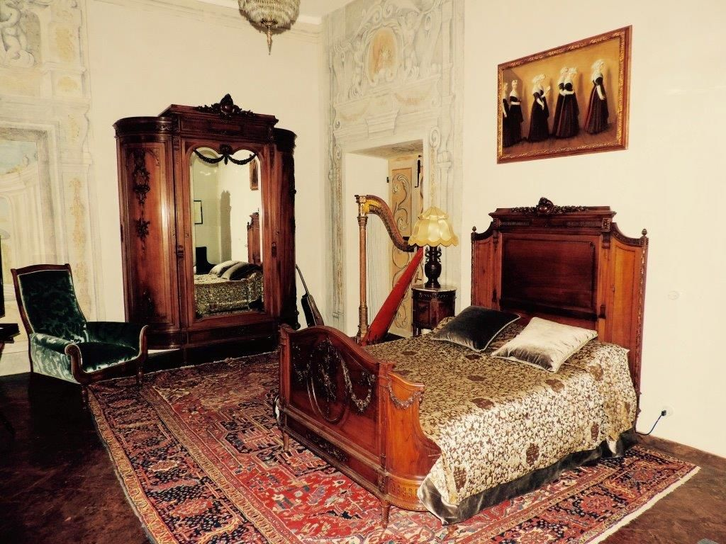 Image 25   Magnificent 6 bedroom apartment for sale in a palace in the heart of Cortona   195745