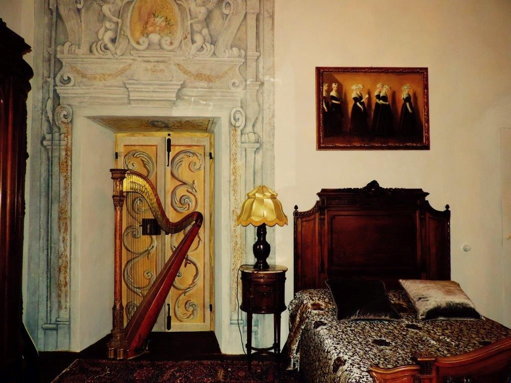 Image 27   Magnificent 6 bedroom apartment for sale in a palace in the heart of Cortona   195745