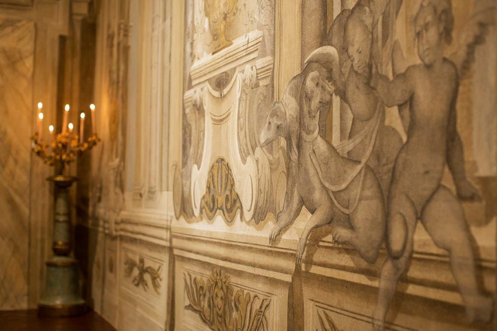 Image 3   Magnificent 6 bedroom apartment for sale in a palace in the heart of Cortona   195745