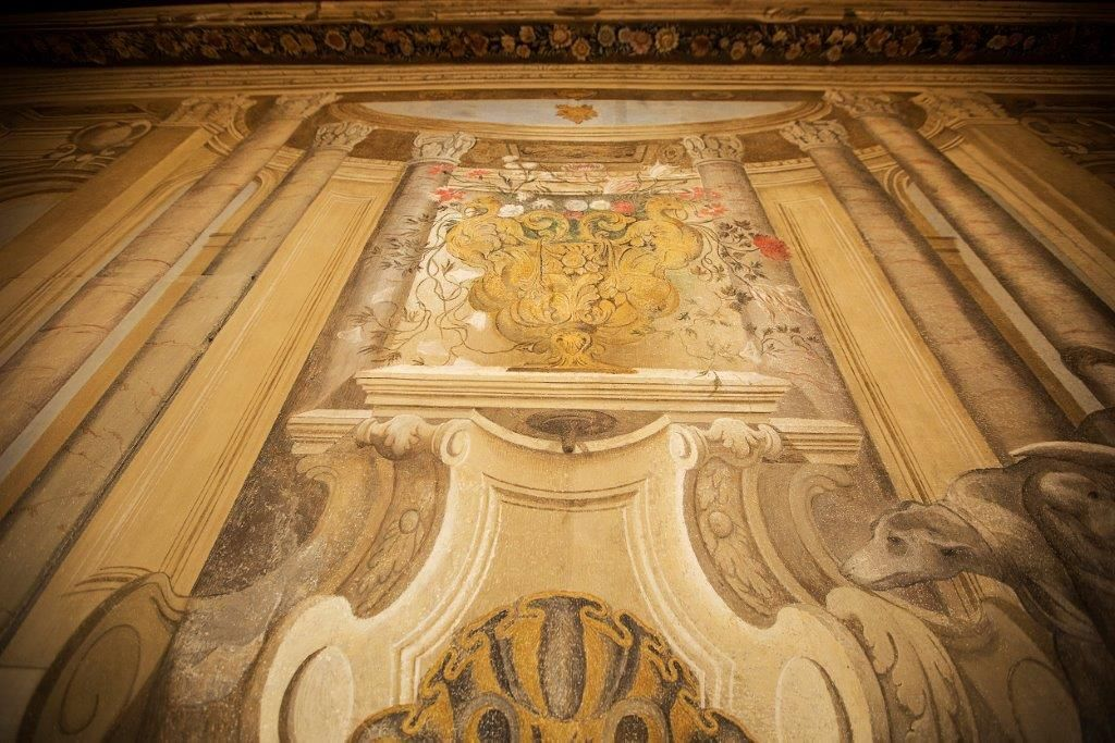 Image 4   Magnificent 6 bedroom apartment for sale in a palace in the heart of Cortona   195745