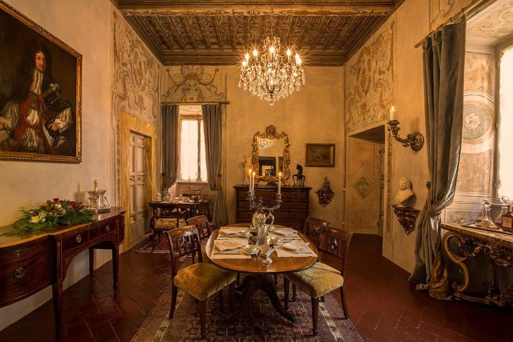Image 8   Magnificent 6 bedroom apartment for sale in a palace in the heart of Cortona   195745