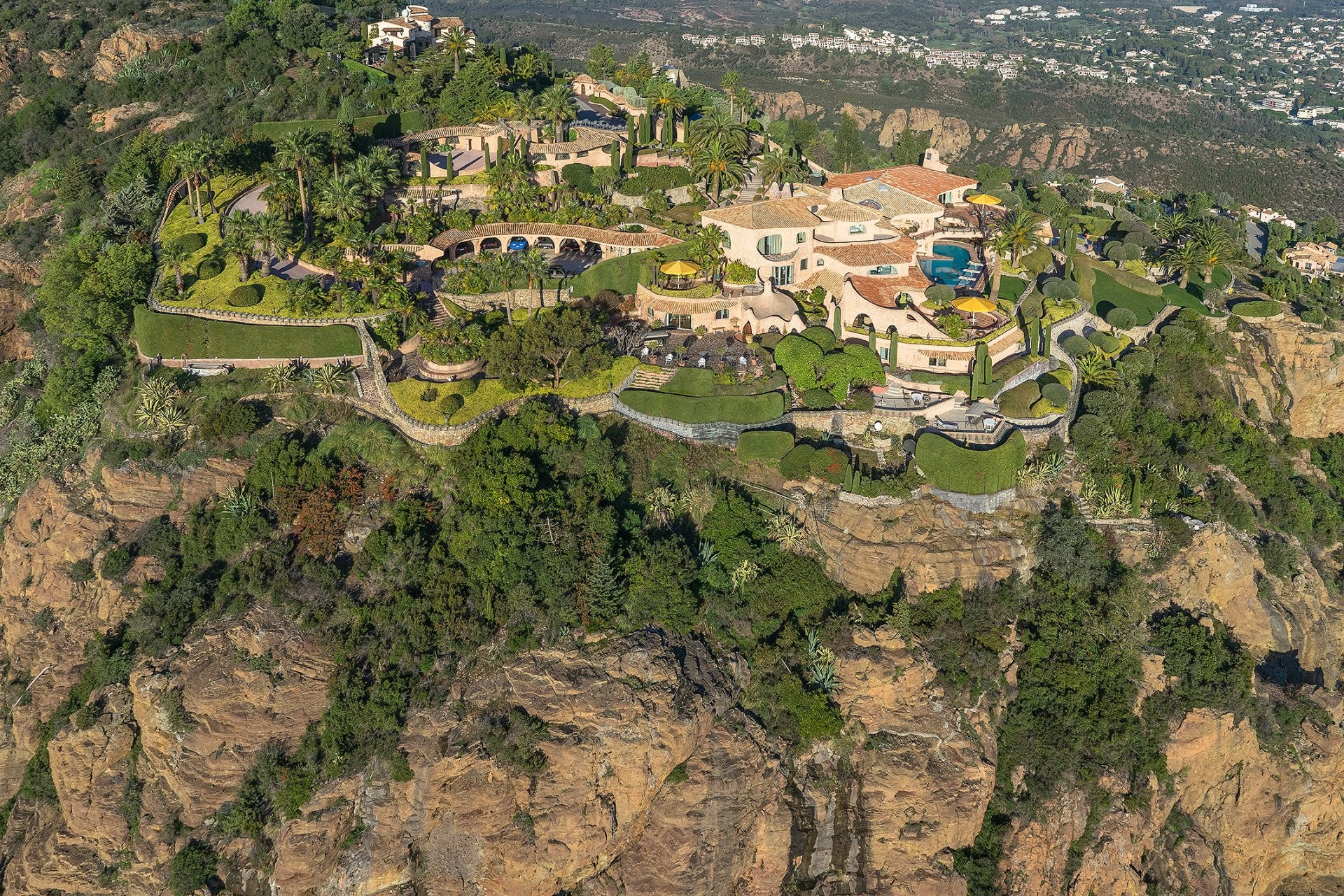 Image 2   13 bedroom villa for sale with 2.38 hectares of land, Theoule sur Mer, Alpes-Maritimes 6, French Riviera 195962
