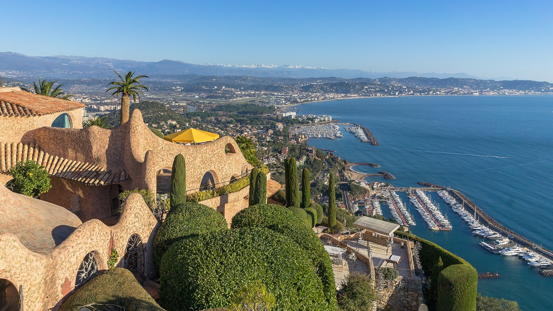 Image 3   13 bedroom villa for sale with 2.38 hectares of land, Theoule sur Mer, Alpes-Maritimes 6, French Riviera 195962