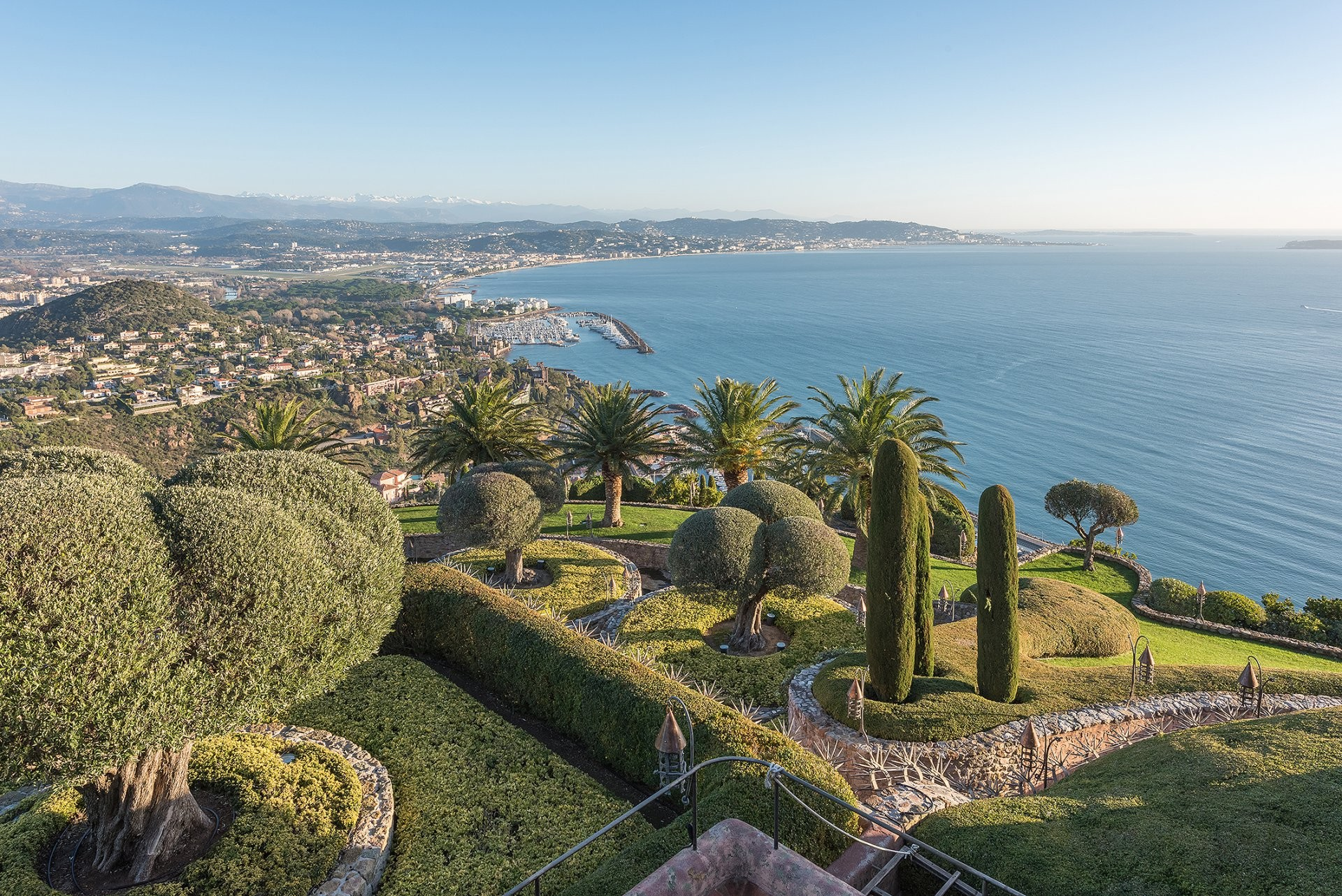 Image 7   13 bedroom villa for sale with 2.38 hectares of land, Theoule sur Mer, Alpes-Maritimes 6, French Riviera 195962