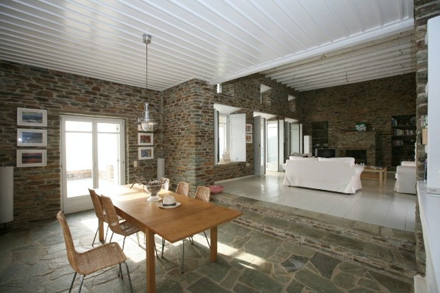 Image 12 | 4 bedroom villa for sale with 0.43 hectares of land, Andros, Cyclades Islands 196103
