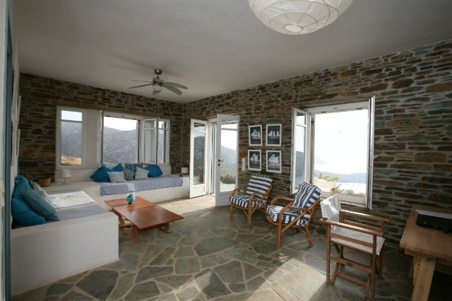 Image 17 | 4 bedroom villa for sale with 0.43 hectares of land, Andros, Cyclades Islands 196103