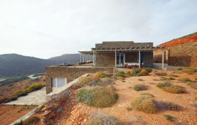 Image 20 | 4 bedroom villa for sale with 0.43 hectares of land, Andros, Cyclades Islands 196103