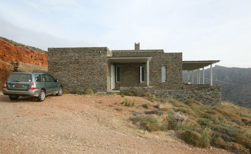 Image 21 | 4 bedroom villa for sale with 0.43 hectares of land, Andros, Cyclades Islands 196103