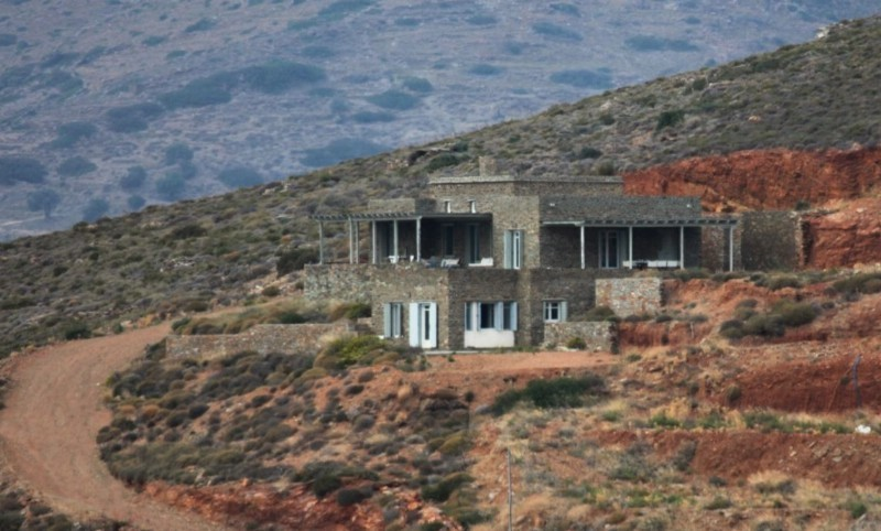 Image 22 | 4 bedroom villa for sale with 0.43 hectares of land, Andros, Cyclades Islands 196103
