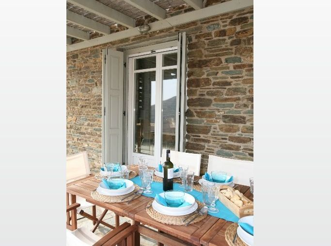 Image 23 | 4 bedroom villa for sale with 0.43 hectares of land, Andros, Cyclades Islands 196103