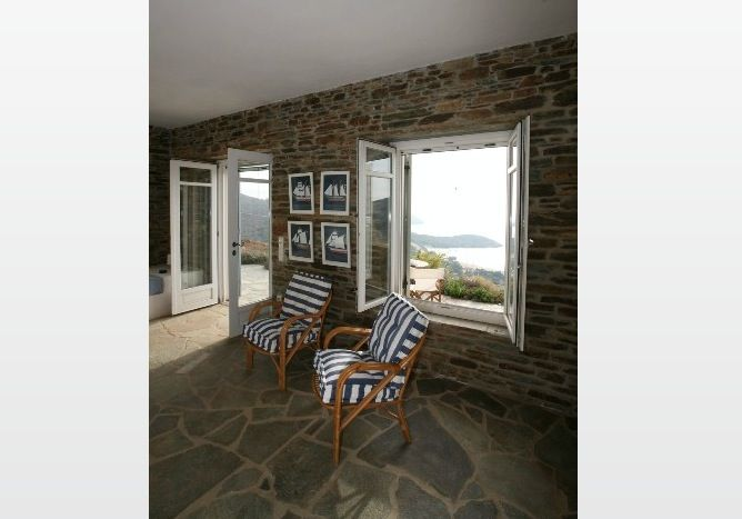 Image 27 | 4 bedroom villa for sale with 0.43 hectares of land, Andros, Cyclades Islands 196103