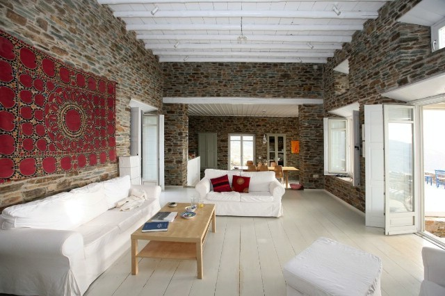 Image 4 | 4 bedroom villa for sale with 0.43 hectares of land, Andros, Cyclades Islands 196103