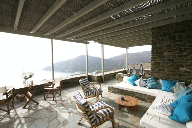 Image 6 | 4 bedroom villa for sale with 0.43 hectares of land, Andros, Cyclades Islands 196103