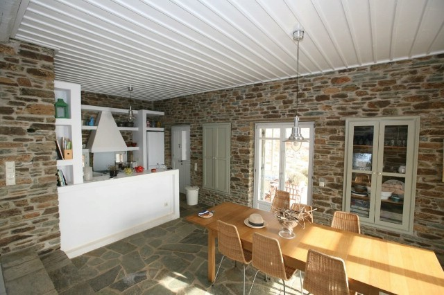 Image 8 | 4 bedroom villa for sale with 0.43 hectares of land, Andros, Cyclades Islands 196103