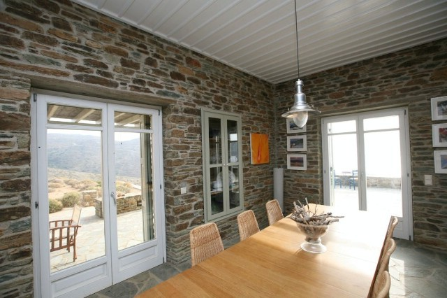 Image 9 | 4 bedroom villa for sale with 0.43 hectares of land, Andros, Cyclades Islands 196103