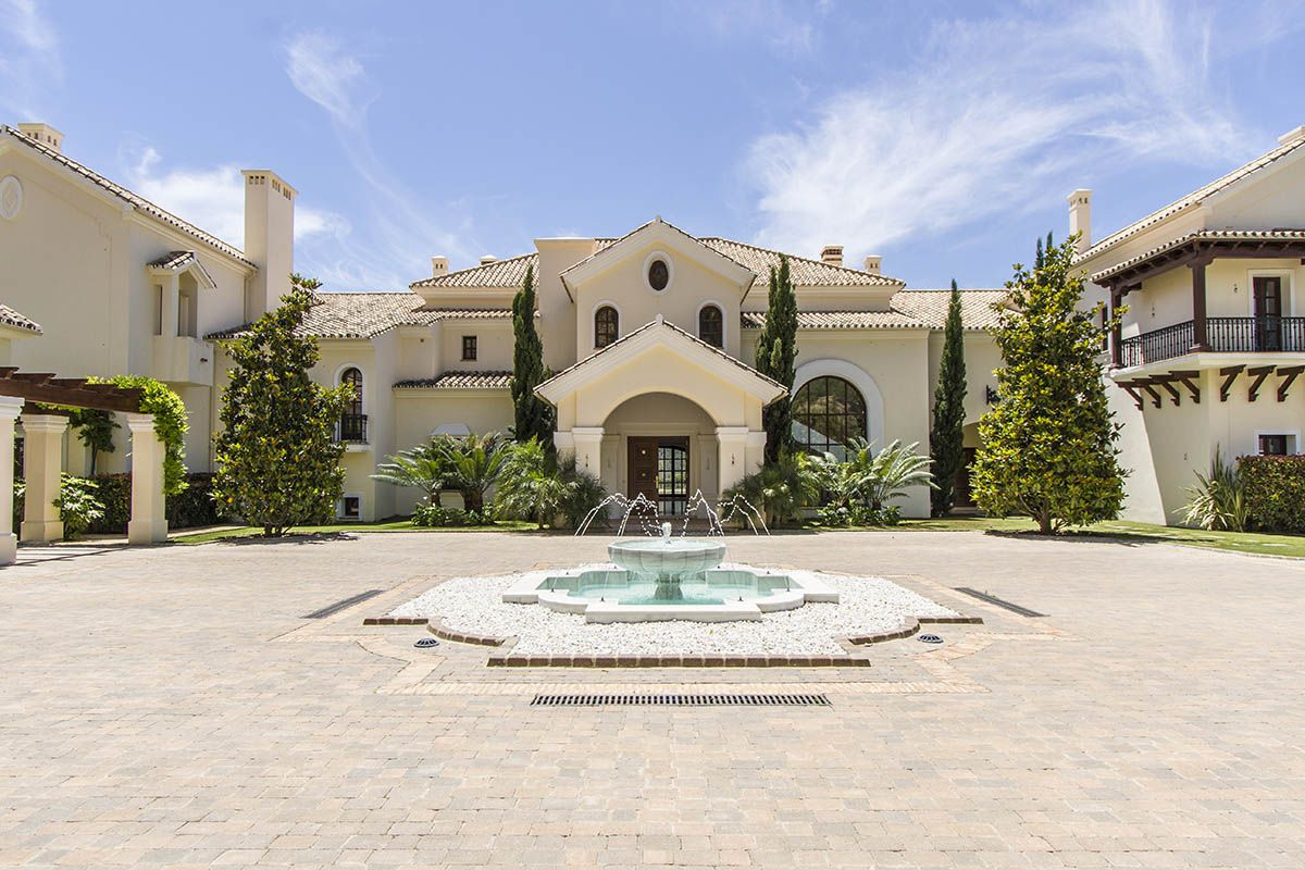 Image 2   10 bedroom villa for sale with 1.1 hectares of land, La Zagaleta Golf, Benahavis, Malaga Costa del Sol, Andalucia 196456
