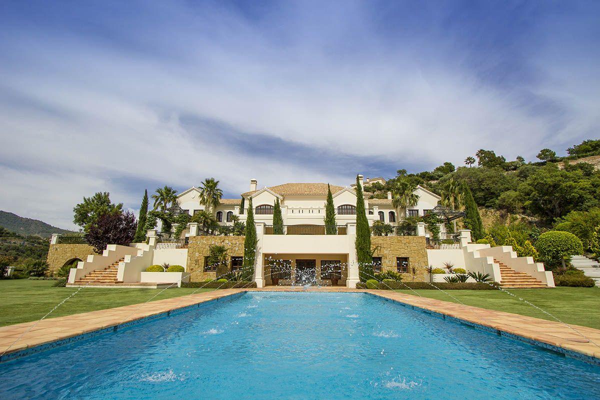 Image 3   10 bedroom villa for sale with 1.1 hectares of land, La Zagaleta Golf, Benahavis, Malaga Costa del Sol, Andalucia 196456
