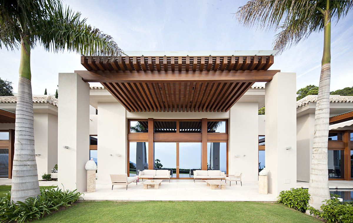 Image 5   6 bedroom villa for sale with 0.4 hectares of land, La Zagaleta Golf, Benahavis, Malaga Costa del Sol, Andalucia 196484