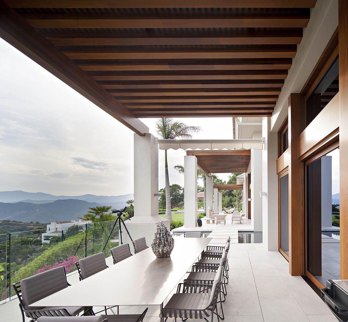 Image 6   6 bedroom villa for sale with 0.4 hectares of land, La Zagaleta Golf, Benahavis, Malaga Costa del Sol, Andalucia 196484