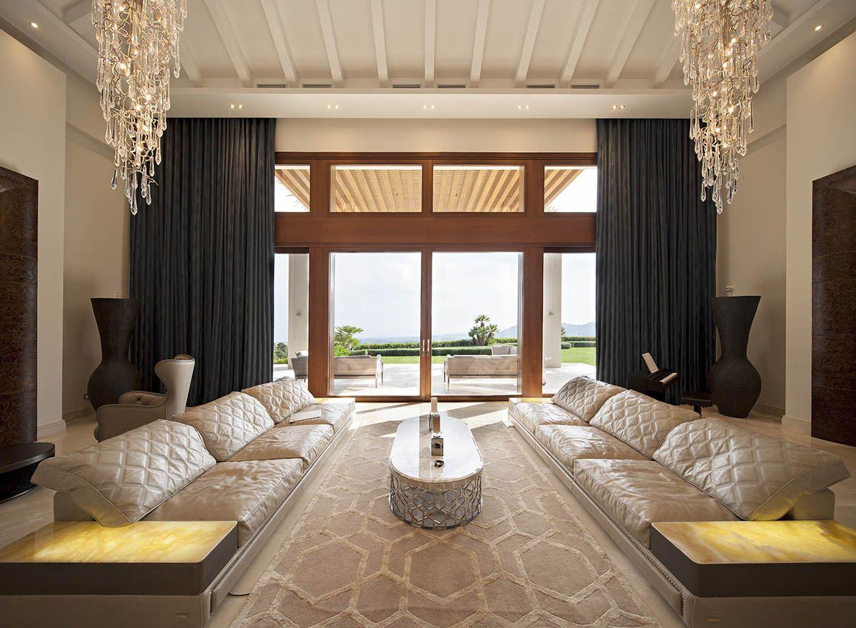 Image 7   6 bedroom villa for sale with 0.4 hectares of land, La Zagaleta Golf, Benahavis, Malaga Costa del Sol, Andalucia 196484