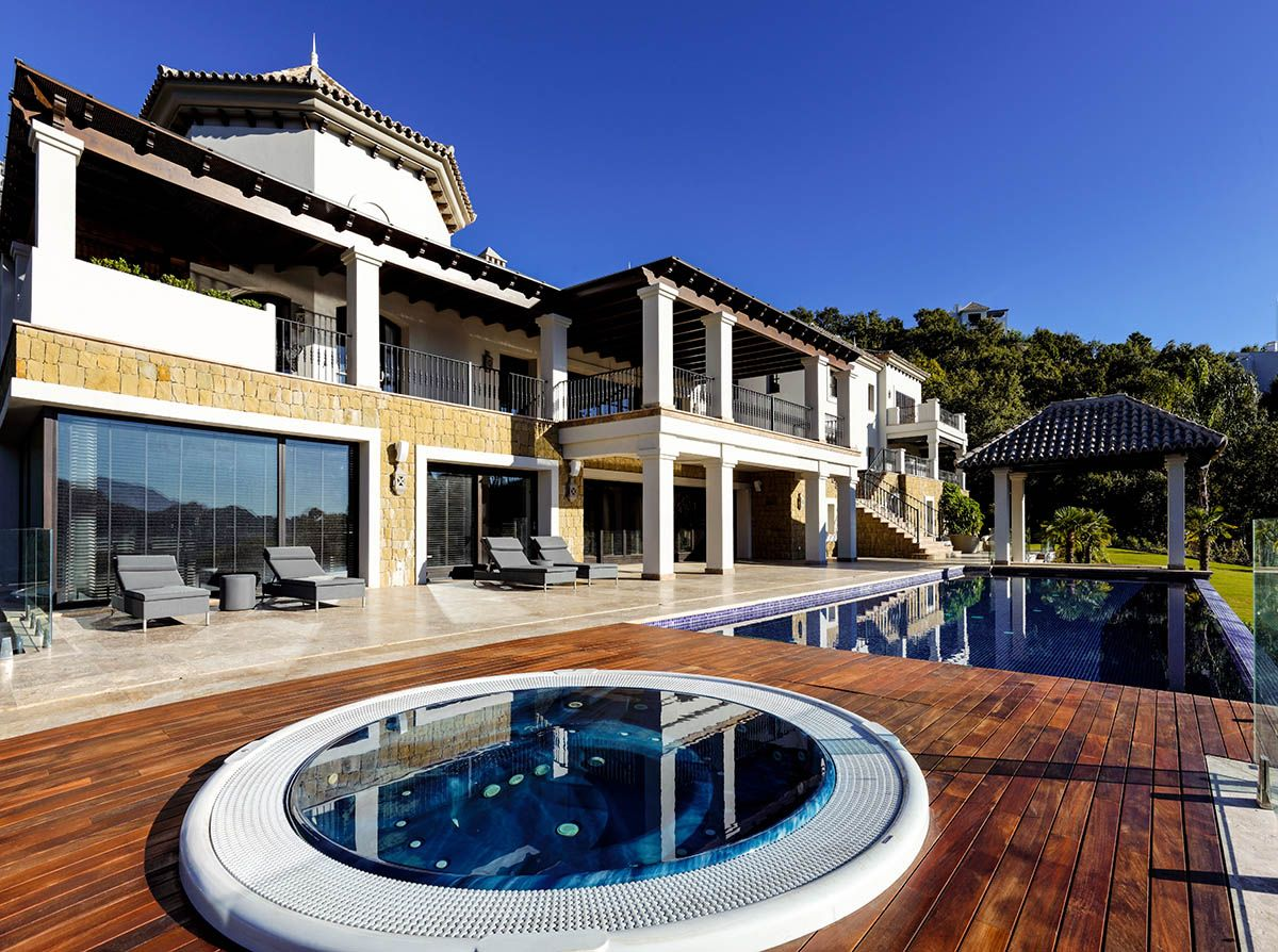 Image 3 | 5 bedroom villa for sale with 0.44 hectares of land, La Zagaleta Golf, Benahavis, Malaga Costa del Sol, Andalucia 196486