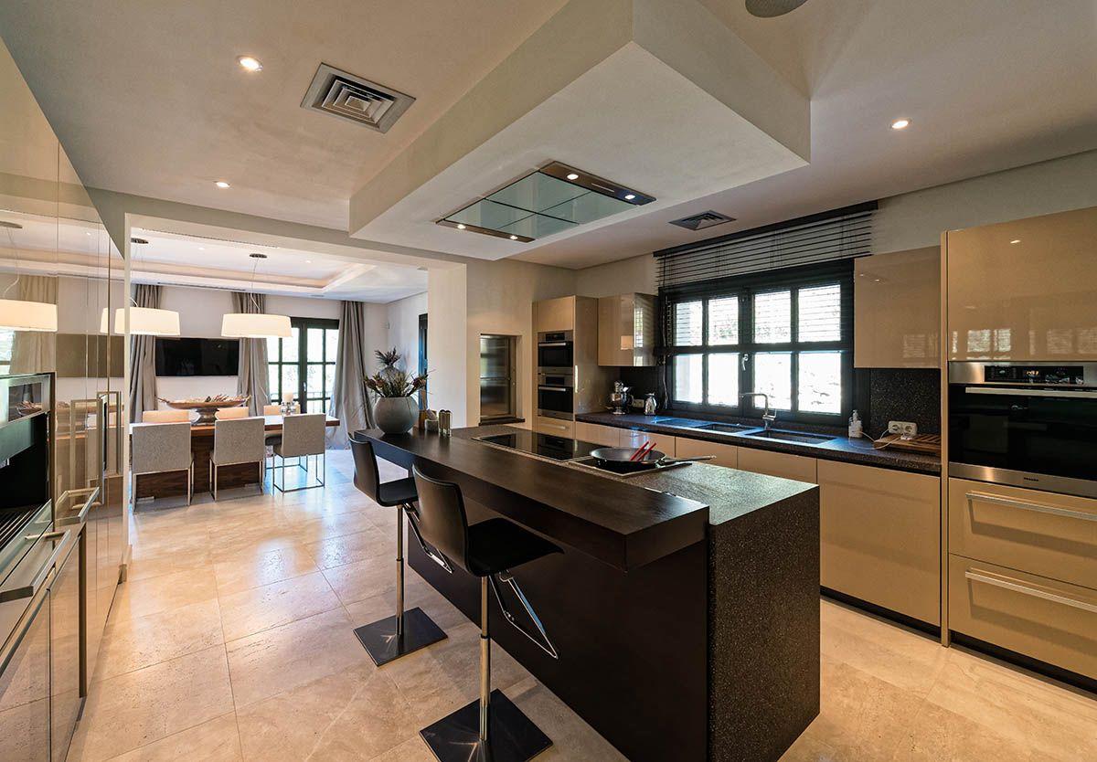 Image 7 | 5 bedroom villa for sale with 0.44 hectares of land, La Zagaleta Golf, Benahavis, Malaga Costa del Sol, Andalucia 196486