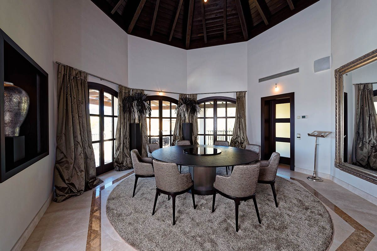 Image 9 | 5 bedroom villa for sale with 0.44 hectares of land, La Zagaleta Golf, Benahavis, Malaga Costa del Sol, Andalucia 196486