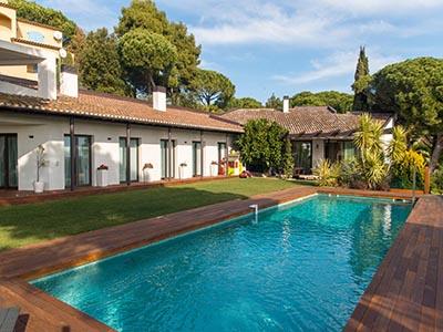 Image 1 | 6 bedroom villa for sale with 1,800m2 of land, Calonge, Girona Costa Brava, Catalonia 196695